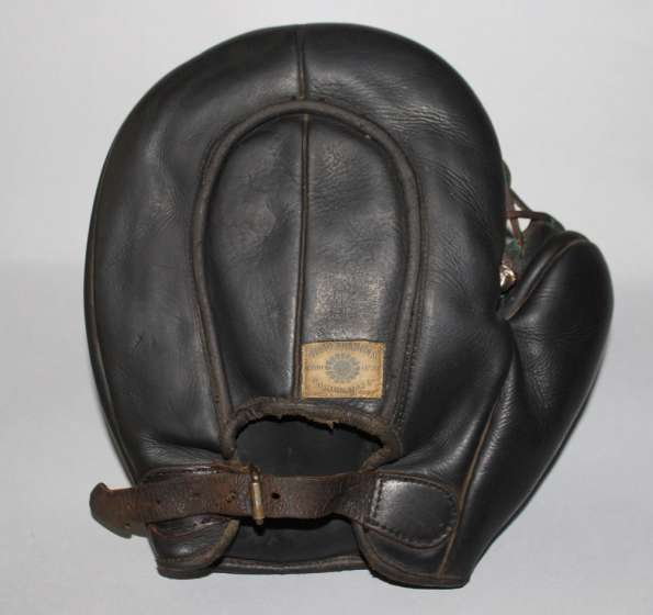 William Read & Sons Basemitt Back