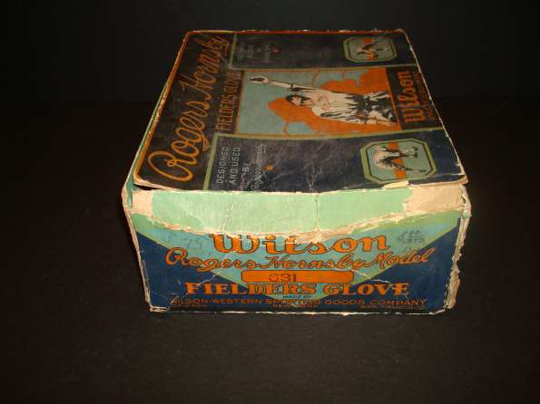 Rogers Hornsby Wilson-Western 631 Box