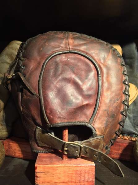 Wilson-Western Professional League Basemitt Lefty Back
