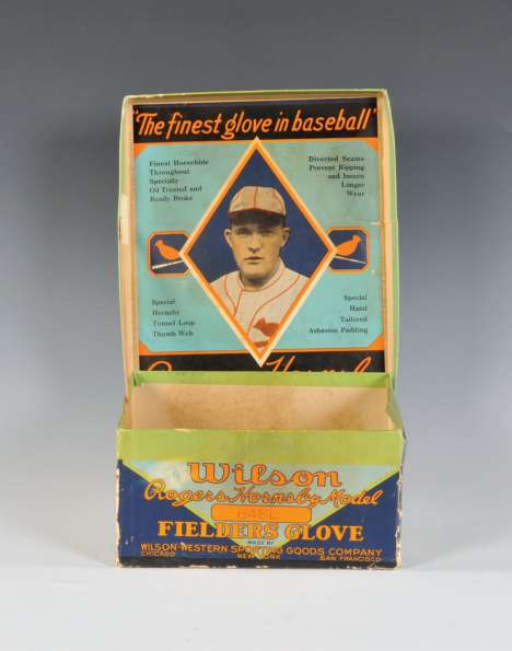 Rogers Hornsby Wilson 648L Box