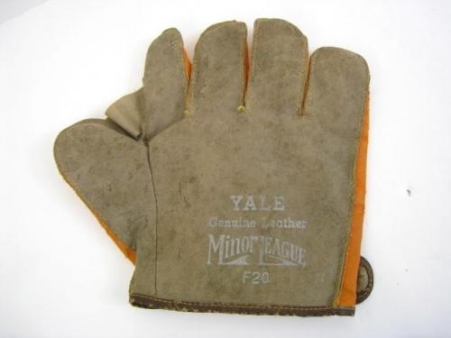 Yale F20 Minor League Front