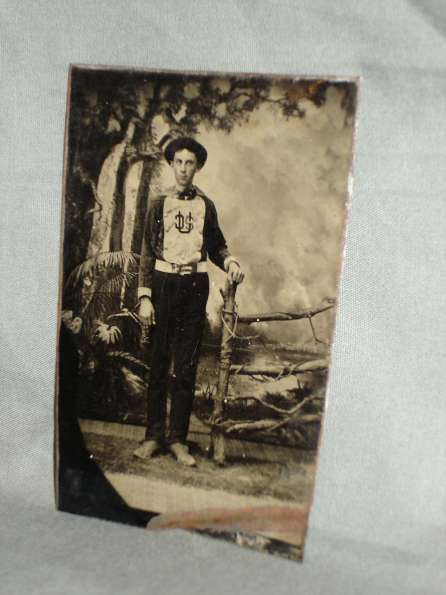 1860s Era Tin Type