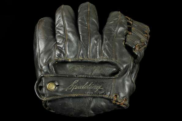 Joe DiMaggio Spalding Marvel 107 Back