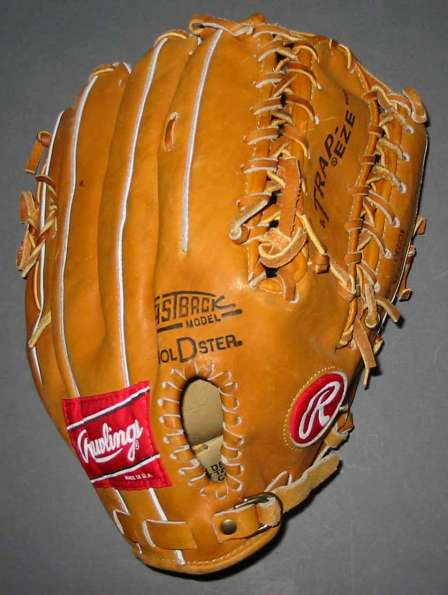 Rawlings Heart of the Hide Pro-T Back