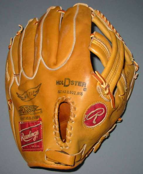 Tom Seaver Rawlings HFCB17 Back