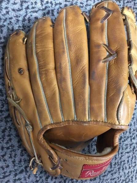 Rawlings XPGP Dual Step Down Palm Heart of the Hide Back